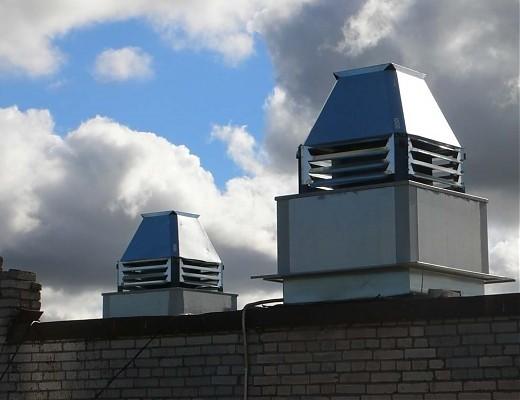 Вентиляторы ДУ