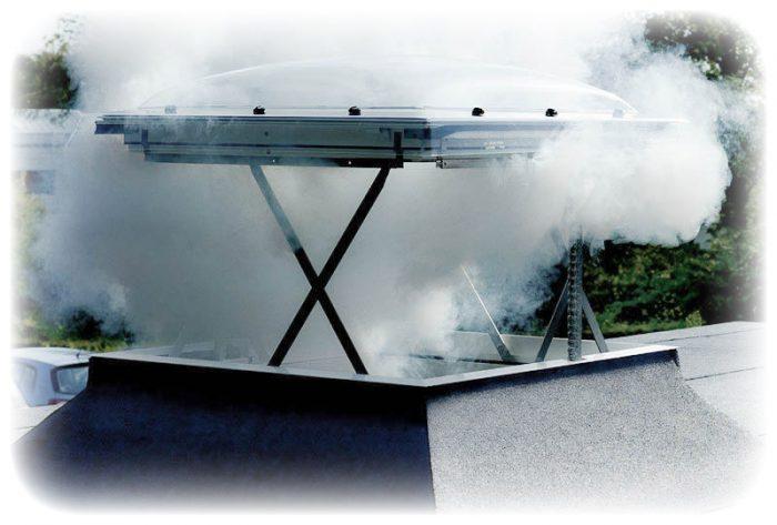 дымоудаление