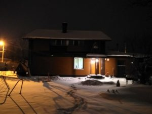 Загородный дом -дача