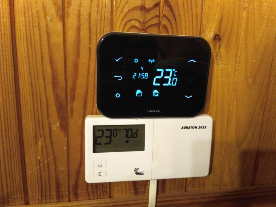 Сравнение термостатов